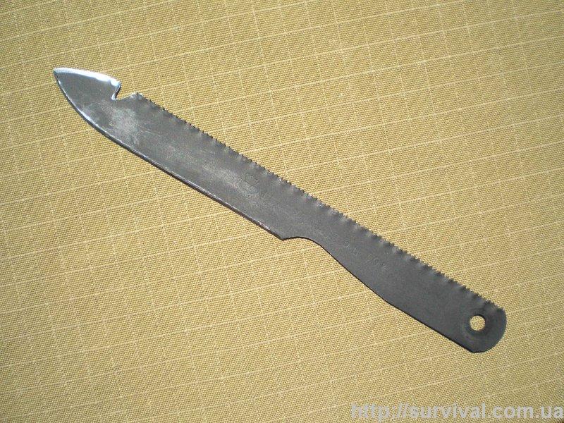 Нож выживание своими руками