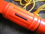 Многофункциональный контейнер-свисток 4-in-1 Outdoors Survival Mini Kit с компасом и зеркалом для хранения НАЗ в походе, обзор