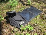 Солнечная панель Goal Zero Nomad 7 для заряда от солнца батарей и аккумуляторов АА, электронных мобильных устройств в походных условиях, обзор