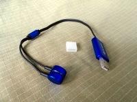Зарядное устройство Olight UC Magnetic USB Charger легкое и компактное