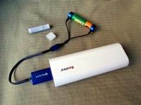 Питание Olight UC происходит от любого порта USB, напряжение в нем должно быть не менее 4,1 Вольта
