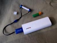 Зарядное устройство Olight UC приемлемо подходит для зарядки небольших Li-ion аккумуляторов