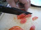 Нарезка продуктов ножом Орлан-2