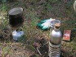 Недостатки и отрицательные стороны компактных газовых горелок в пеших туристических походах, обзор и размышления