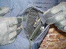 Тест туристического ножа Пиранья как ножа для самообороны