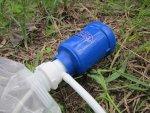 Складная мягкая бутылка для воды Platypus 2L Bottle, характеристики, обзор, использование в полевых условиях