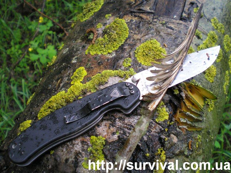 сколько ножей нужно в походе конечно