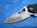 Намазывание масла складным ножом Lansky Responder
