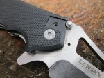 Клинок складного ножа Lansky Responder Quick Action Knife EDC