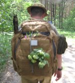 Использование тактического рюкзака RUSH 72 Backpack