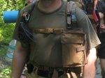 Доработка креплений рюкзака RUSH 72 Backpack