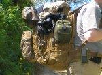 При подборе походного рюкзака обратите внимание на наличие на его поверхности карманов