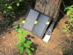 Зарядка Ni-MH аккумуляторов АА с помощью Soshine SC-SAA от солнечной панели