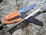 Портативные малогабаритные точилки и приспособления для заточки ножей, топоров, лопат и пил в полевых условиях