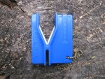 Компактные универсальные походные точилки Lansky Mini Crock Stick Sharpener и Lansky Universal Pocket Multi Sharpener для заточки ножей и походных нужд