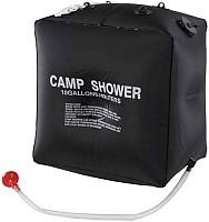 Подвесной походный душ, душ-топтун, автомобильный походный душ, кемпинговые души и душевые кабинки легкого типа, видео изготовления ультралегкого походного душа