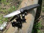 Складной нож Skif 732 8Cr13MoV G-10, обзор и общие впечатления от ножа