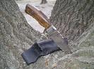 Туристический нож Соболь производства Кизляр, краткий обзор