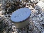 Складная титановая ложка Ferrino Folding Titanium Spoon и столовый набор для специй Primus Spice Jar, обзор