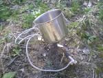 Кружка Tatonka Handle Mug с газовой горелкой