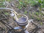 Складная газовая горелка Primus Express Spider со шлангом, обзор, особенности устройства и работы горелки в полевых условиях