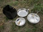 Набор походной посуды Primus CampFire Cookset S/S