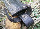 Ножны ножа Стервец кожаные, сделаны качественно и добротно