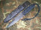 Туристический и метательный нож Стрела производства Кизляр, фотоотчет, тест, обзор