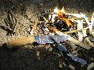 На ножике Терек-2 остались подпалины