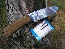 Ножом Терек-2 наверное все же удобнее крутить саморезы, чем другими ножами