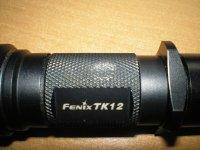 Фонарь Fenix TK12, описание, обзор, тест и впечатления после использования в полевых условиях