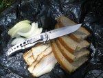 Не уверен, что складной нож Kershaw Vapor III справиться с супернагрузками типа ковыряния бетонного забора