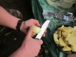 Туристический нож Vendetta AUS-8 Satin от Kizlyar Supreme, обзор, тесты и впечатления от ножа и его ножен