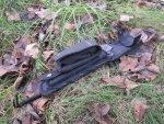 Обзор и тест поясных ножен из нейлона для туристического ножа Vendetta AUS-8 от Kizlyar Supreme