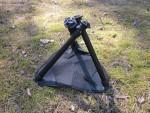 Складной стул-тренога Walkstool Comfort 45 L, конструкция и устройство, обзор и впечатления от использования в полевых условиях