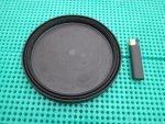 Складная тарелка XL-Bowl из эластичного жаропрочного пищевого силикона от компании Sea To Summit, обзор