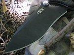 Клинок складного ножа Zero Tolerance Model ZT0200