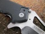 Клинок складного ножа Lansky Responder