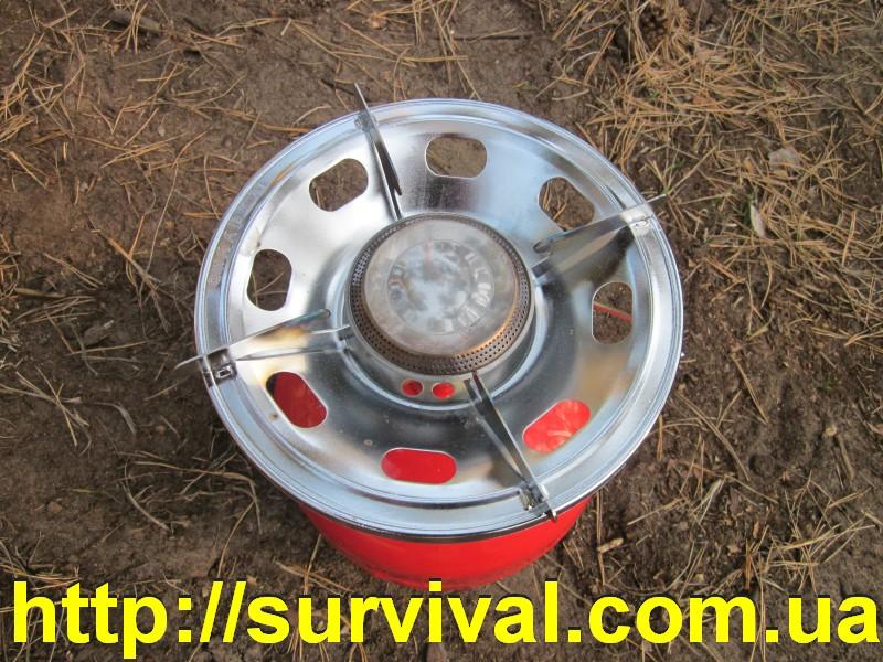 Газовая горелка, комплект Golden Lion RUDYY Rk-2 VIP с ...