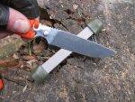 Как правильно заточить нож, инструменты для заточки ножа
